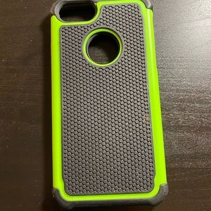 Other - Green and Black iPhone 7/8 Case